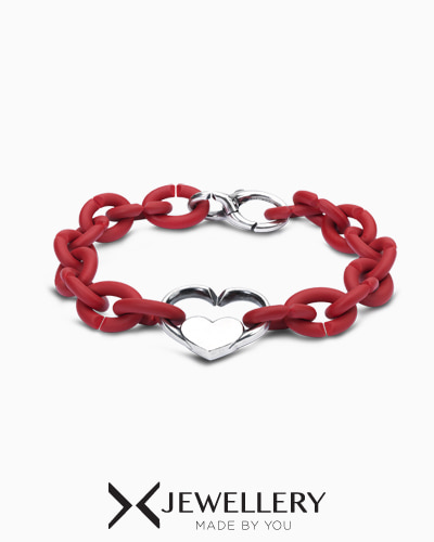 [X Jewellery] Love Is Bracelet